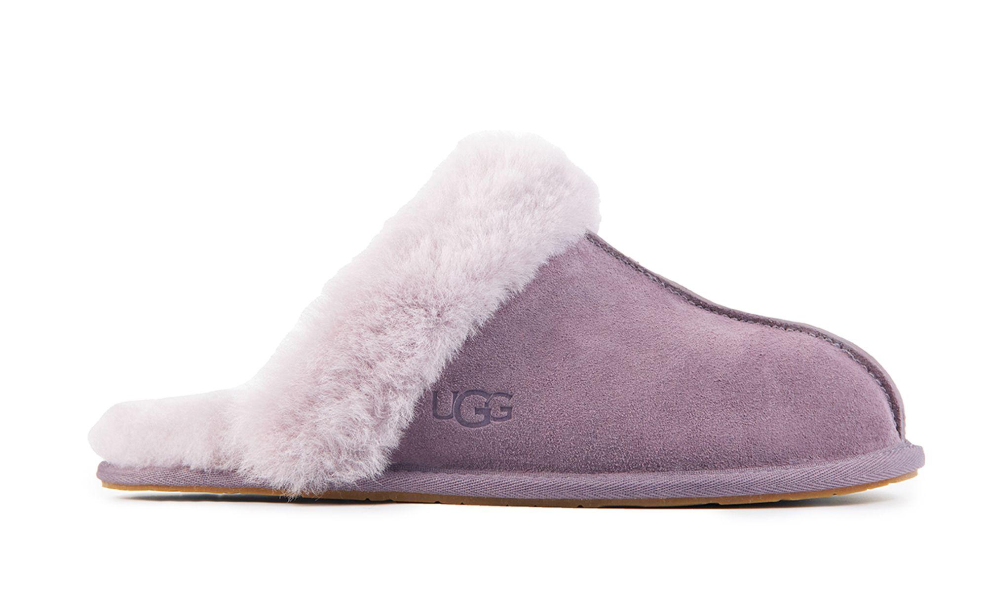 UGG Dames Leren PantoffelsPantoffels