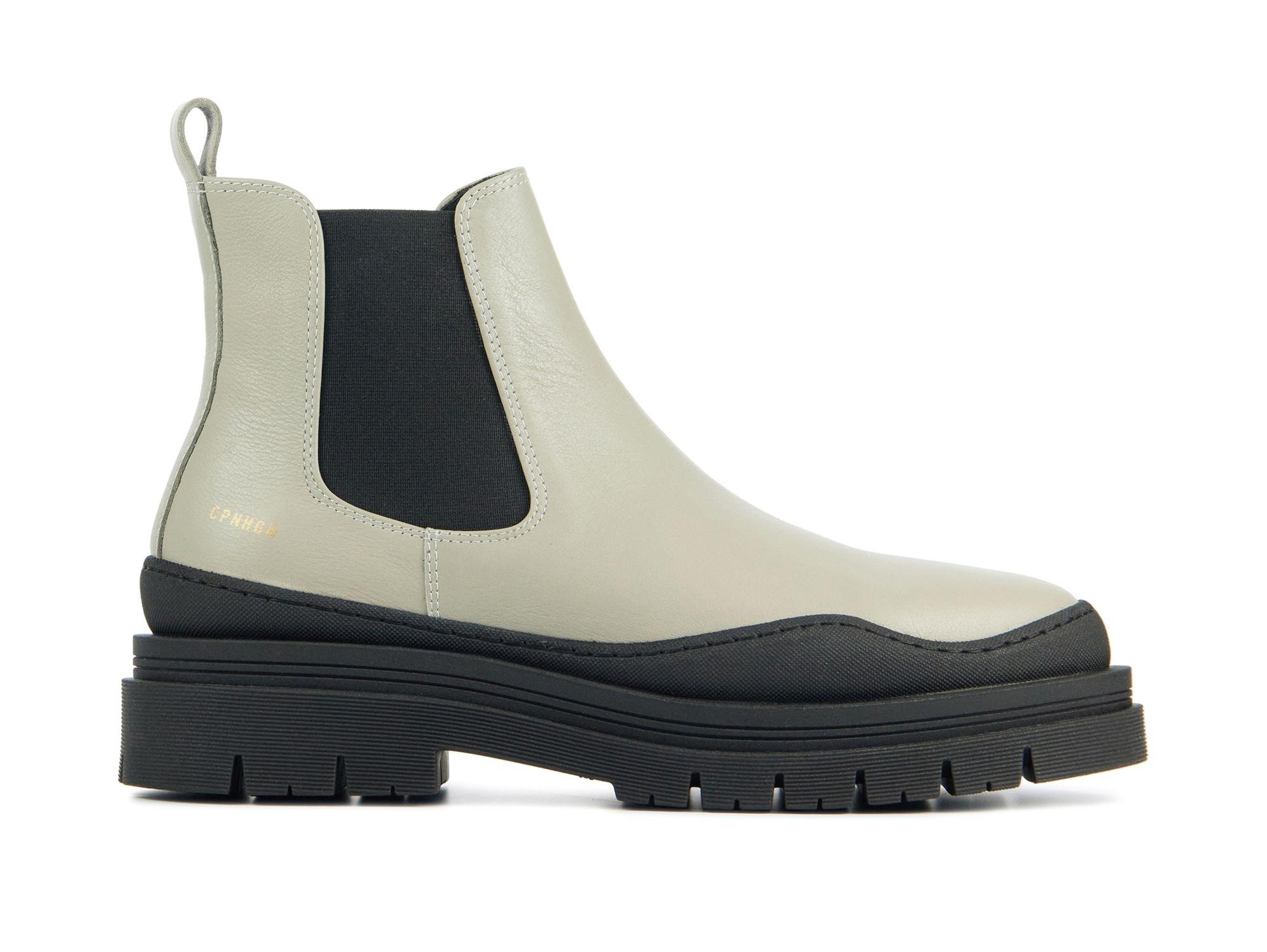 Copenhagen Footwear Dames Leren EnkellaarsjesEnkellaarsjes