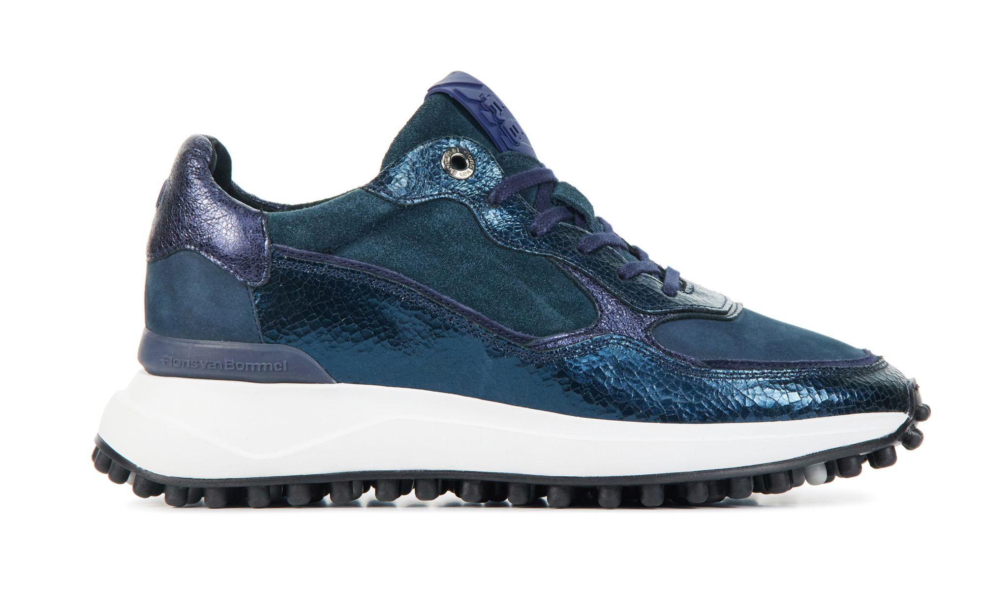 Floris van Bommel Dames Leren SneakersSneakers