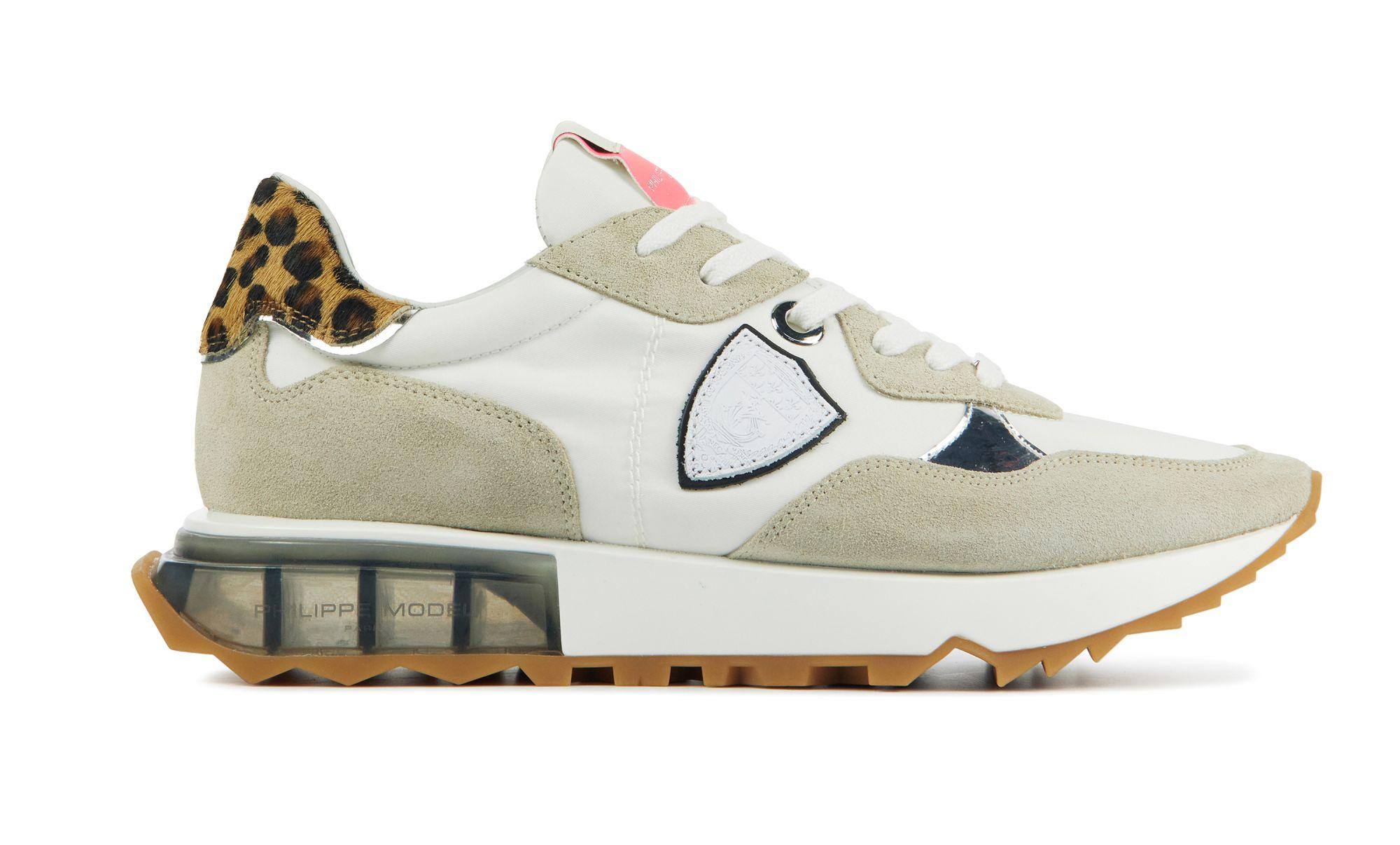 Philippe Model Dames Leren SneakersSneakers