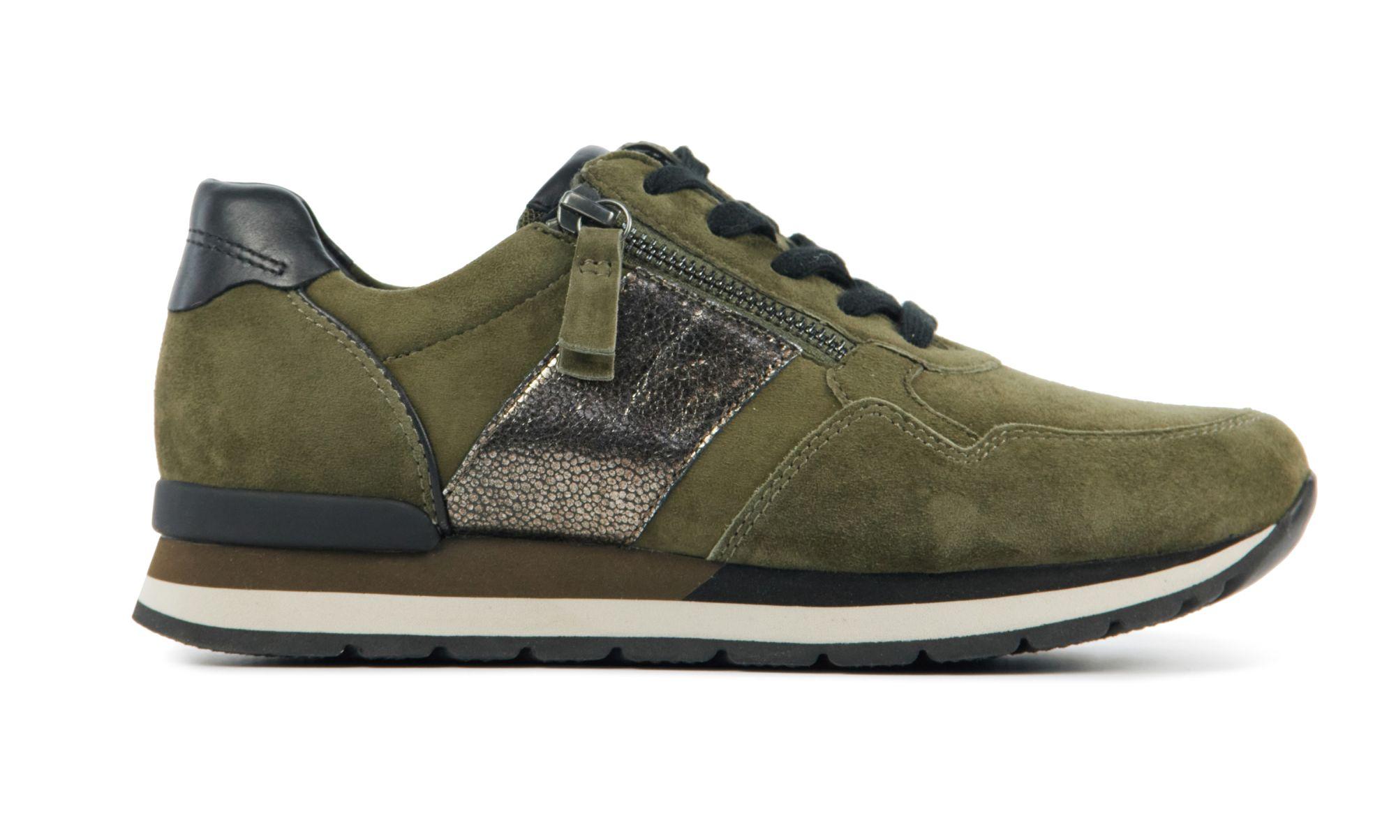 Gabor Dames Leren SneakersSneakers