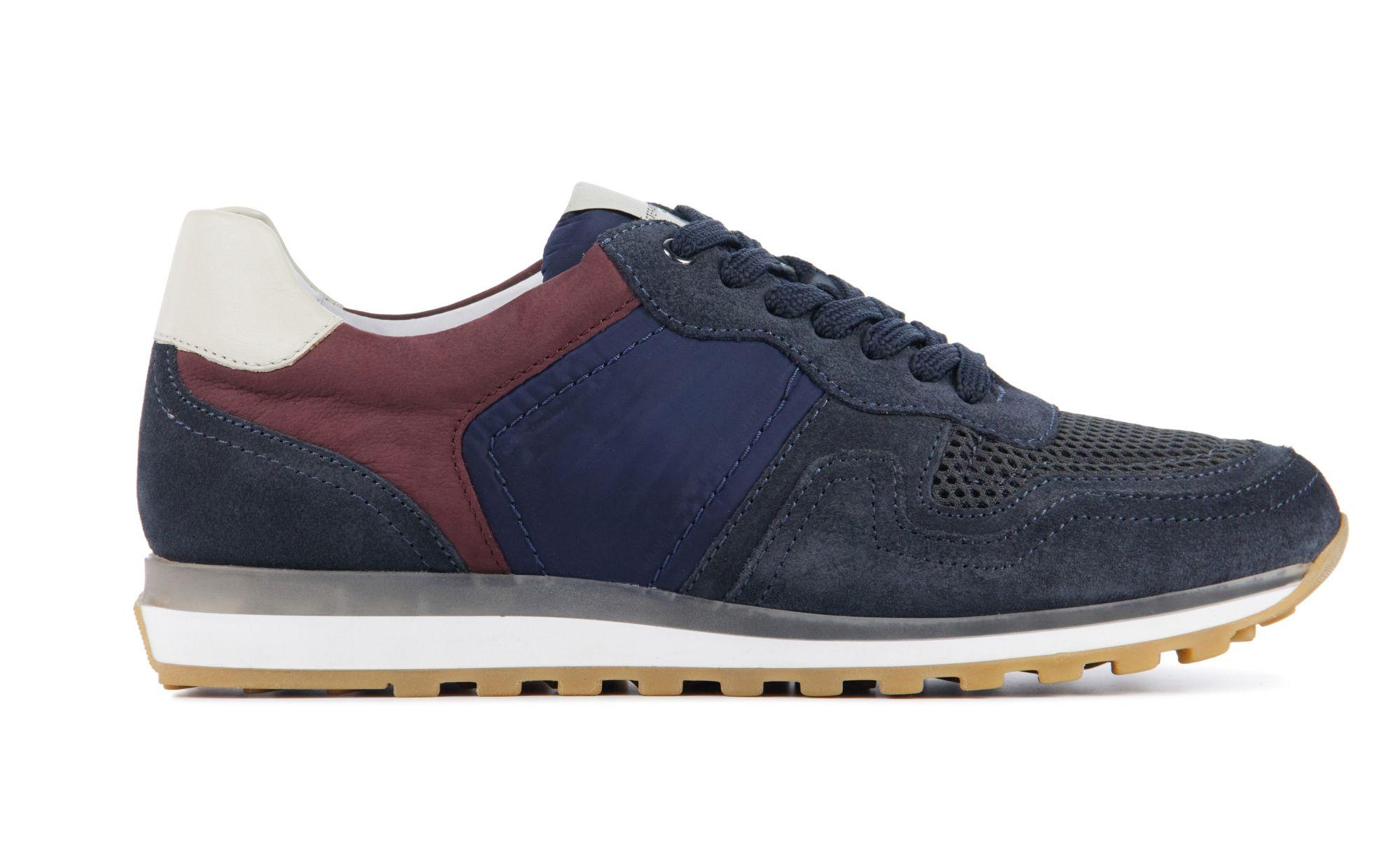 Stefano Lauran Heren Leren SneakersSneakers