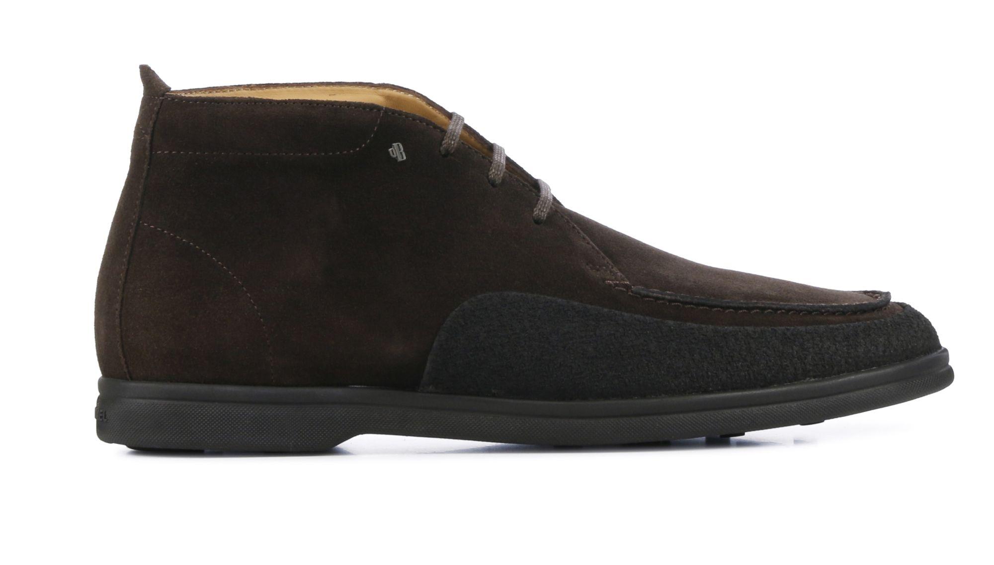 Van Bommel Heren Leren Boots