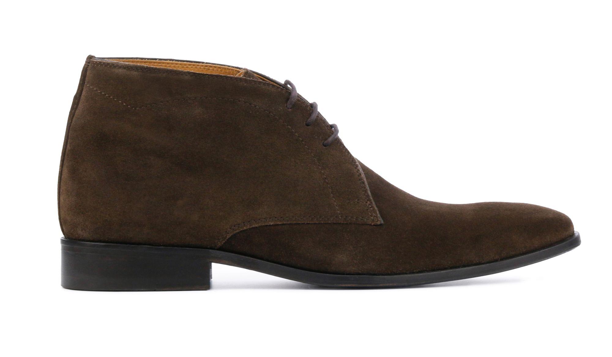 Giuseppe Maurizio Heren Leren Boots