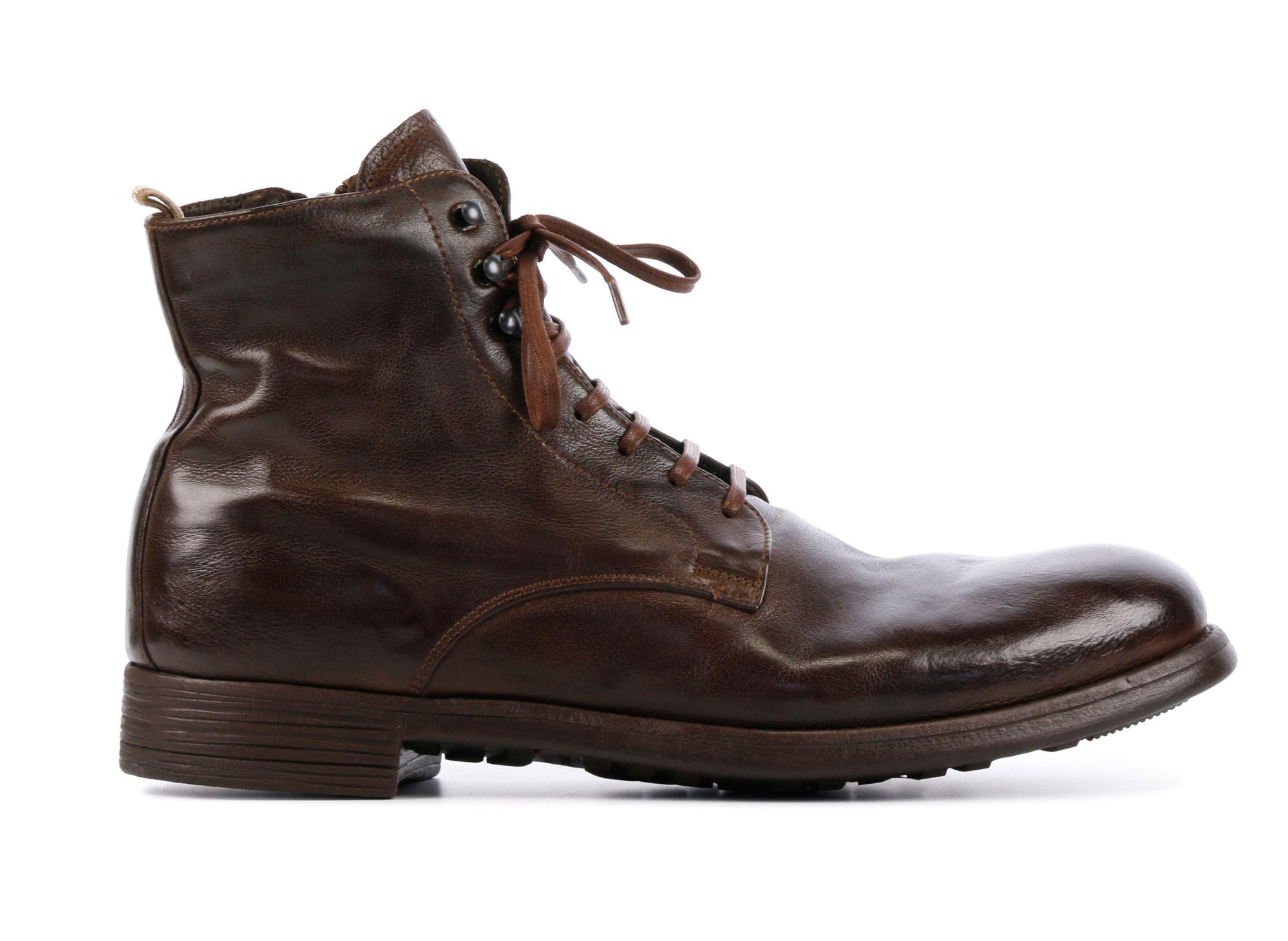 Officine Creative Heren Leren Boots