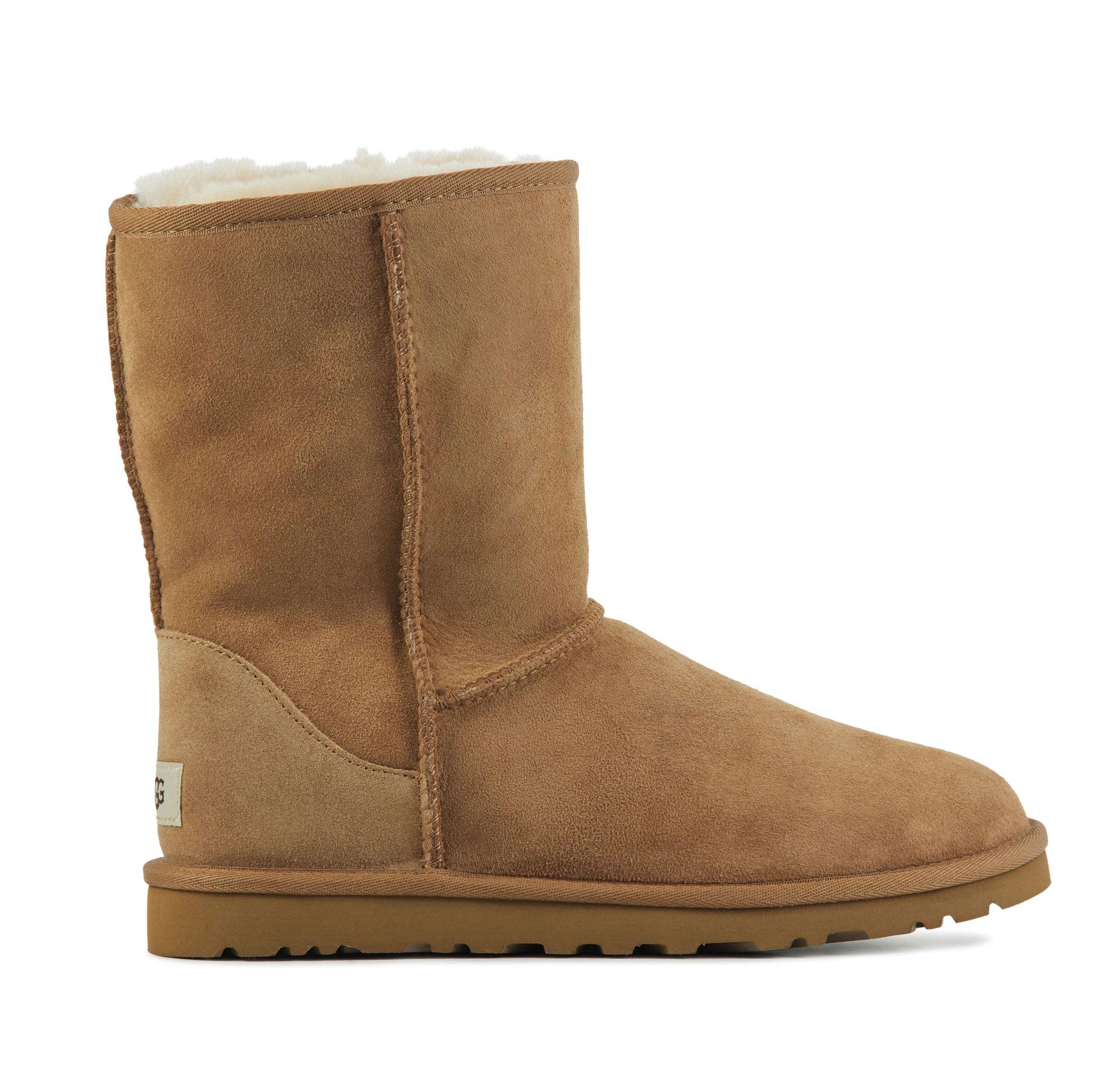 UGG Heren Leren Boots