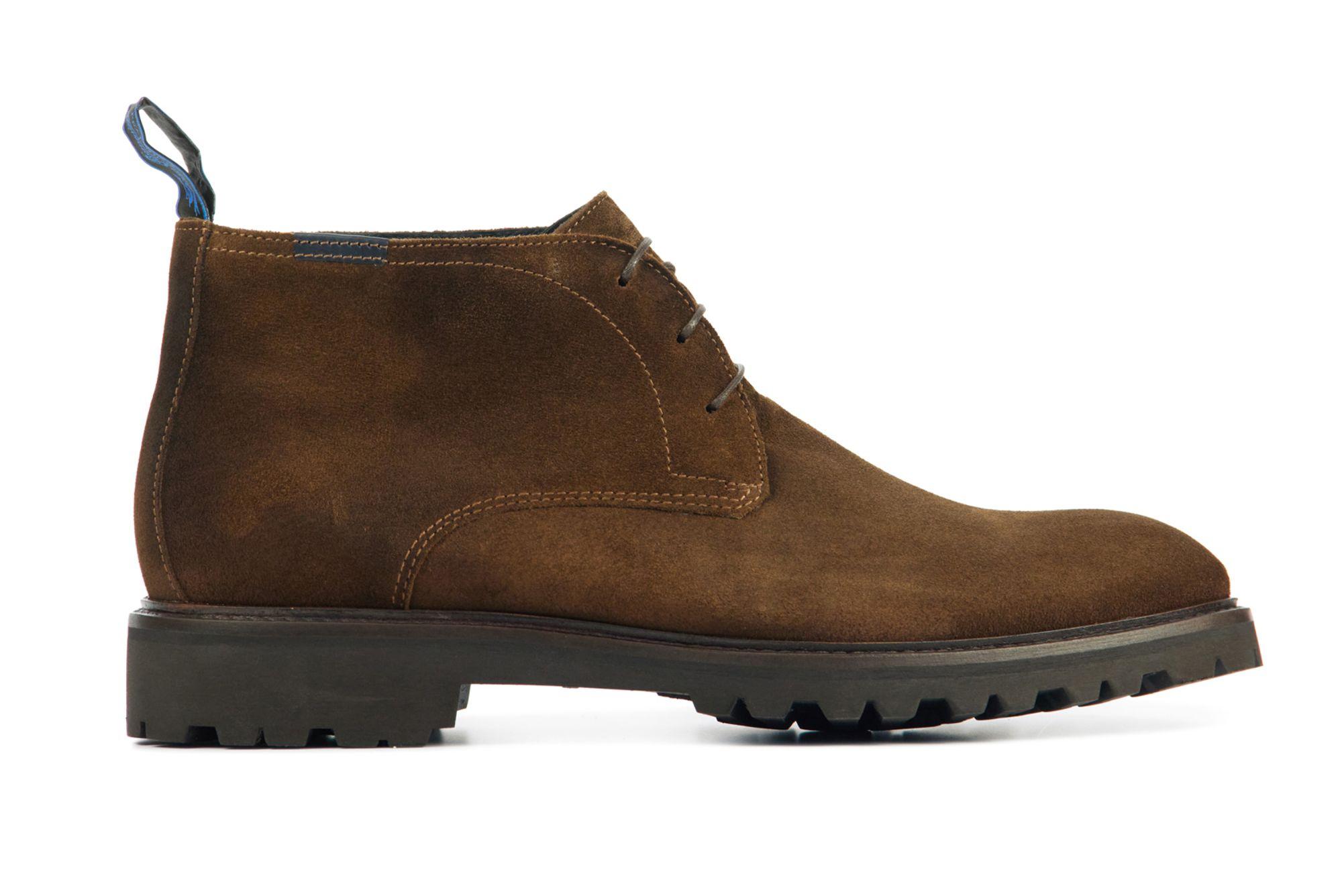 Floris van Bommel Heren Leren Boots