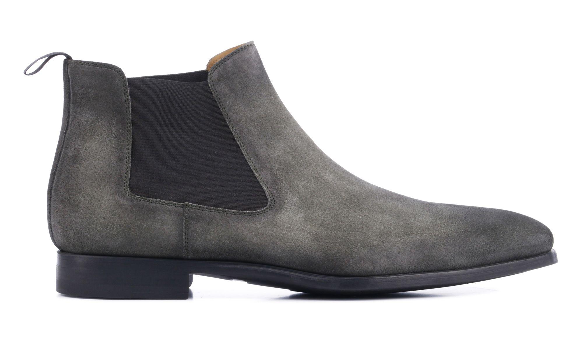 Magnanni Heren Leren Boots