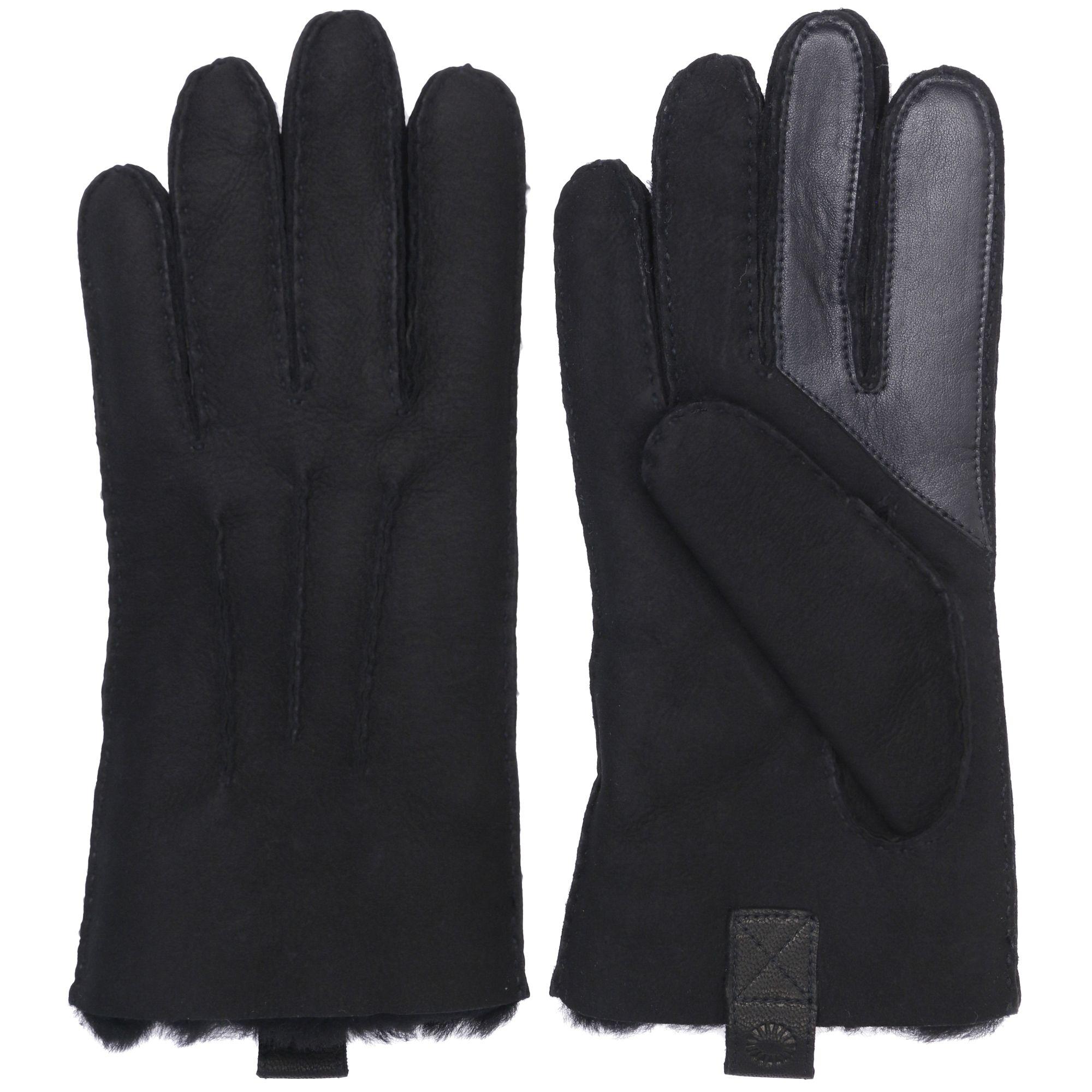 UGG Heren Leren HandschoenenHandschoenen