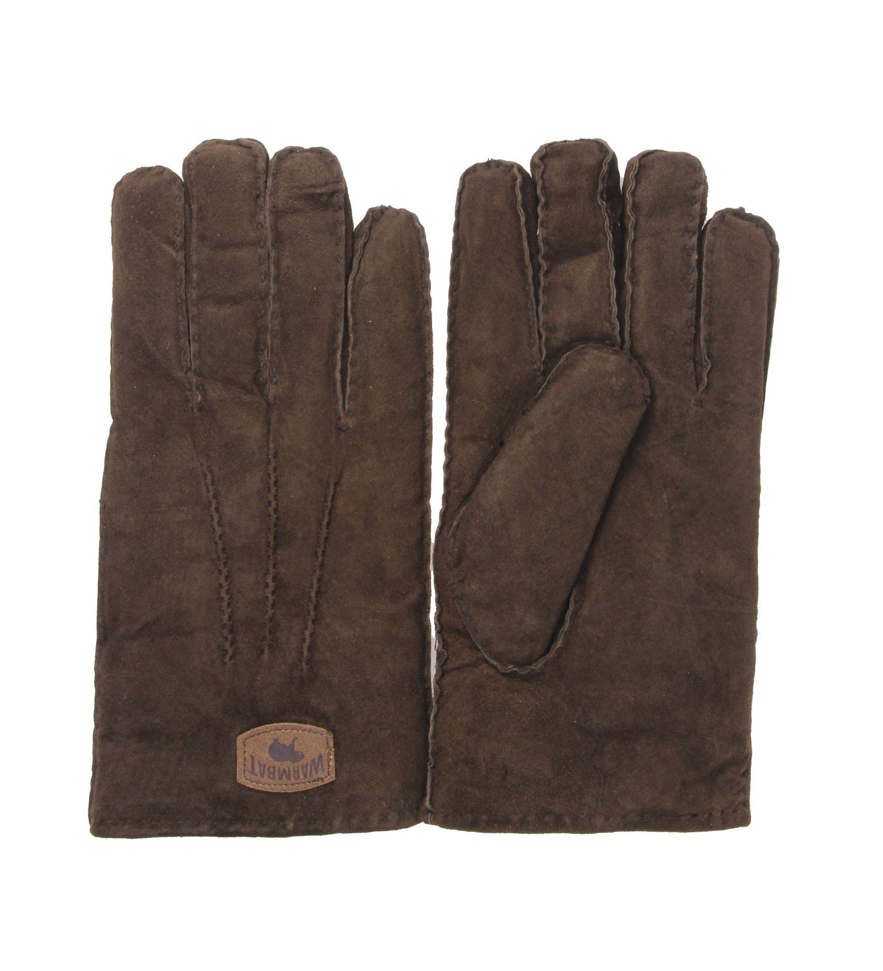 Warmbat Heren Leren HandschoenenHandschoenen